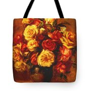 Bouquet Of Roses 1 Tote Bag