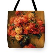 Bouquet Of Roses 1900 Tote Bag