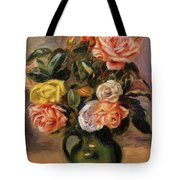 Bouquet Of Roses 2 Tote Bag