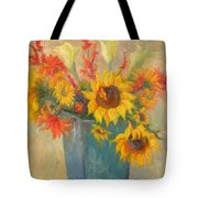 Bouquet Of Sunshine Tote Bag