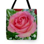 Bouquet Rose Tote Bag
