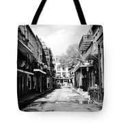Bourbon Alley Tote Bag