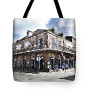 Bourbon Pub Pride Tote Bag