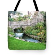 Bournemouth Lower Gardens Tote Bag