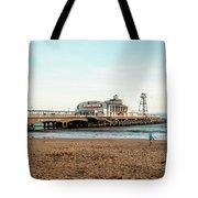 Bournemouth Pier No 2 Tote Bag