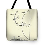 Bow And Arrow-1925 Tote Bag