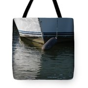 Bow And Fender Tote Bag
