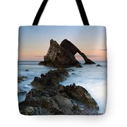 Bow Fiddle Rock At Sunset Tote Bag