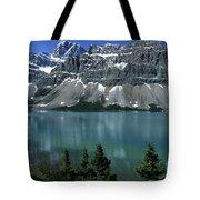 Bow Lake Area Tote Bag