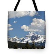 Bow Lake Tote Bag