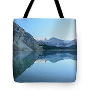 Bow Lake Panorama Tote Bag