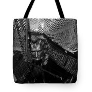 Bow Of The Captain Miranda Tote Bag