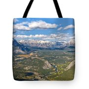 Bow River Beauty Tote Bag