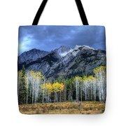 Bow Valley Parkway Banff National Park Alberta Canada II Tote Bag
