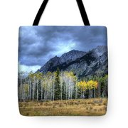 Bow Valley Parkway Banff National Park Alberta Canada IIi Tote Bag