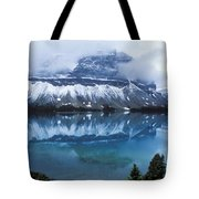 Bow Valley Storm Tote Bag