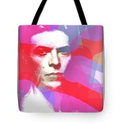 Bowie 70s Chic  Tote Bag