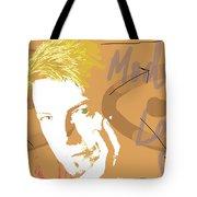 Bowie Modern Love  Tote Bag