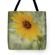 Bowing To The Sun Tote Bag
