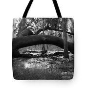 Bowing Under Pressure Tote Bag