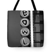 Bowl Tote Bag