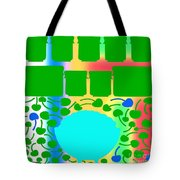 Bowl Of Cherries 3 Tote Bag
