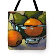 Bowl Of Fruit 4 Tote Bag