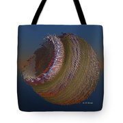 Bowl Of Metal Tote Bag