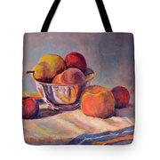 Bowl With Fruit Tote Bag
