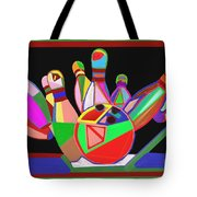 Bowling Sports Fans Decoration Acrylic Fineart By Navinjoshi At Fineartamerica.com  Down Load  Jpg F Tote Bag