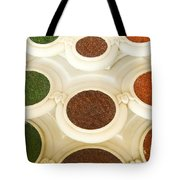 Bowls Of Spices - India Tote Bag