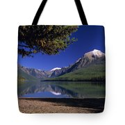 Bowman Lake Tote Bag