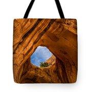 Bowtie Arch Near Arches National Park - Utah Tote Bag