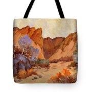 Box Canyon Tote Bag