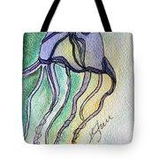 Box Jellyfish Tote Bag