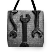 Box Wrench Tote Bag