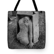 Boxed In Tote Bag by Wayne Gill