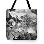 Boxer Rebellion Tote Bag
