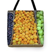 Boxes Of Fruit Tote Bag