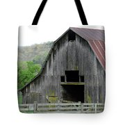 Boxley Valley Barn Tote Bag
