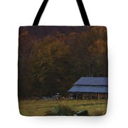 Boxley Valley Farm Tote Bag