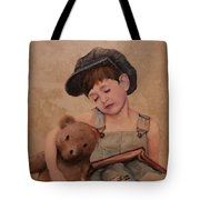 Boy And Bear  Tote Bag