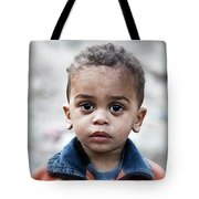 Boy Tote Bag