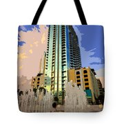 Boy Growing Up Tote Bag