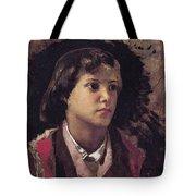 Boy Sabine Hills Henryk Semiradsky Tote Bag