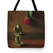 Boy With Thorn Spinario Tote Bag