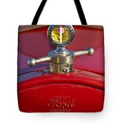 Boyce Motometer Hood Ornament Tote Bag