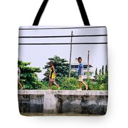 Boys In Bangkok Tote Bag