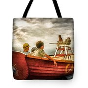Boys Of Summer Cape May New Jersey Tote Bag