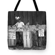 Boys Selling Lemonade, C.1940s Tote Bag